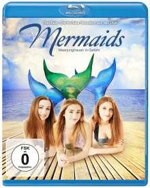 Mermaids - Meerjungfrauen in Gefahr (Blu-ray), Blu-ray Disc