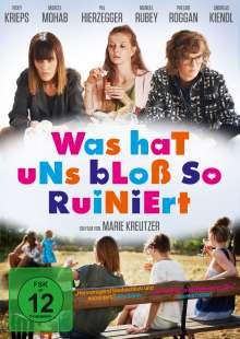 Was hat uns bloß so ruiniert?, DVD