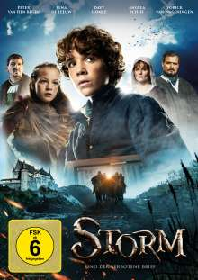 Storm und der verbotene Brief, DVD