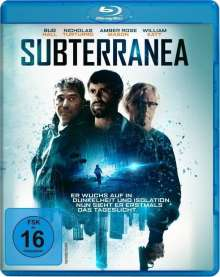 Subterranea (Blu-ray), Blu-ray Disc
