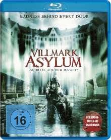 Villmark Asylum (Blu-ray), Blu-ray Disc