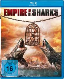 Empire of the Sharks (Blu-ray), Blu-ray Disc