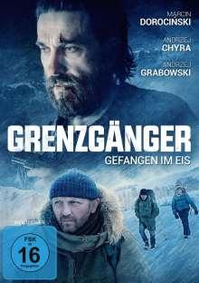 Grenzgänger - Gefangen im Eis, DVD