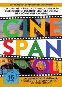 Cinespañol 6 (OmU), 4 DVDs