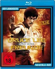 Bruce Lee und seine Freunde (SD auf Blu-ray), Blu-ray Disc