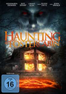 Haunting at Foster Cabin, DVD