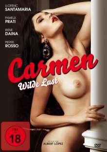 Carmen - Wilde Lust, DVD