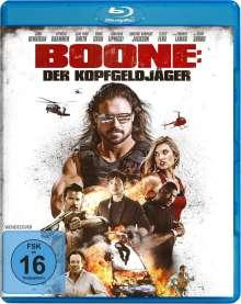 Boone - Der Kopfgeldjäger (Blu-ray), Blu-ray Disc