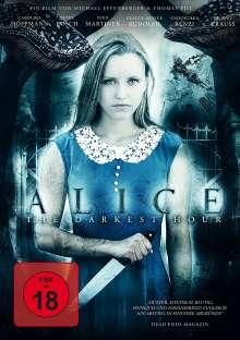 Alice - The Darkest Hour, DVD