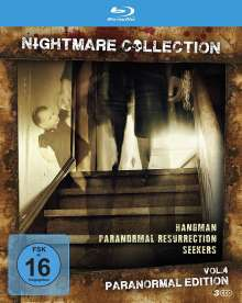 Nightmare Collection Vol. 4: Paranormal Edition (Blu-ray), 3 Blu-ray Discs