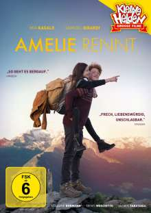 Amelie rennt, DVD