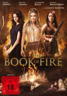 The Book of Fire, DVD