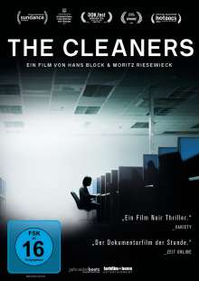 The Cleaners, DVD