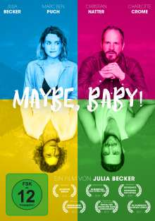 Maybe, Baby!, DVD