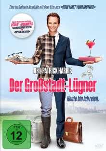 Der Großstadt-Lügner, DVD