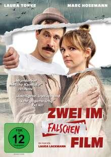 Zwei im falschen Film, DVD
