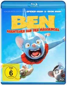 Ben - Abenteuer auf der Mäuseinsel (Blu-ray), Blu-ray Disc