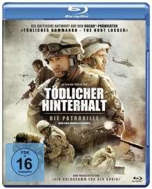Tödlicher Hinterhalt (Blu-ray), Blu-ray Disc