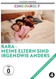 Rara - Meine Eltern sind irgendwie anders (OmU), DVD