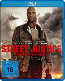 Street Justice (Blu-ray), Blu-ray Disc