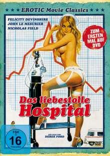 Das liebestolle Hospital, DVD