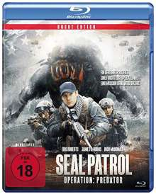 Seal Patrol - Operation: Predator (Blu-ray), Blu-ray Disc