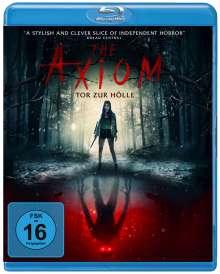 The Axiom (Blu-ray), Blu-ray Disc