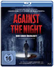 Against the Night (Blu-ray), Blu-ray Disc