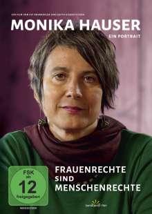 Monika Hauser - Ein Porträt, DVD