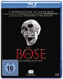 Das Böse - Die Horror Movie Box (Blu-ray), 2 Blu-ray Discs