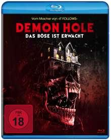 Demon Hole (Blu-ray), Blu-ray Disc