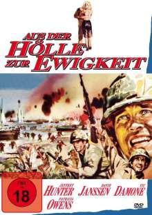 Aus der Hölle zur Ewigkeit, DVD