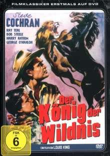 Der König der Wildnis, DVD