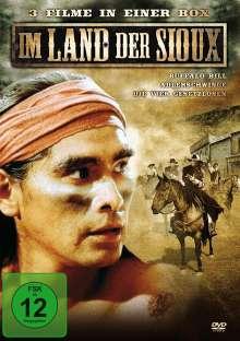 Im Land der Sioux (3 Filme), DVD
