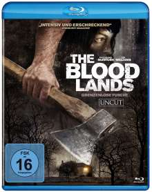 The Blood Lands (Blu-ray), Blu-ray Disc