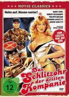 Das Schlitzohr der dritten Kompanie, DVD