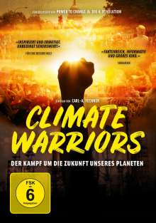 Climate Warriors - Der Kampf um die Zukunft unseres Planeten, DVD