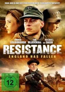 Resistance - England has fallen, DVD