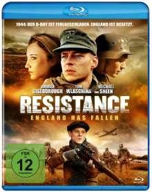 Resistance - England has fallen (Blu-ray), Blu-ray Disc