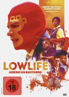 Lowlife - American Bastards, DVD