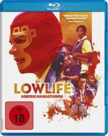 Lowlife - American Bastards (Blu-ray), Blu-ray Disc