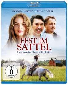 Fest im Sattel (Blu-ray), Blu-ray Disc
