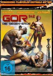 Gor 1 & 2, DVD