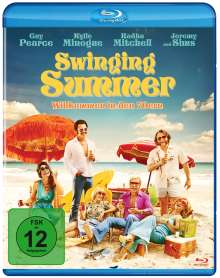 Swinging Summer (Blu-ray), Blu-ray Disc
