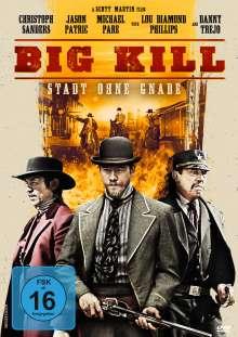 Big Kill - Stadt ohne Gnade, DVD