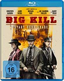 Big Kill - Stadt ohne Gnade (Blu-ray), Blu-ray Disc