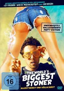 The World's Biggest Stoner, DVD