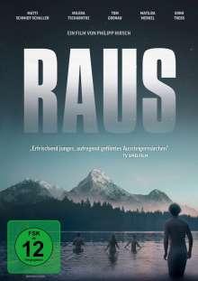RAUS, DVD