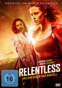 Relentless, DVD