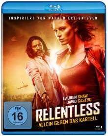 Relentless (Blu-ray), Blu-ray Disc